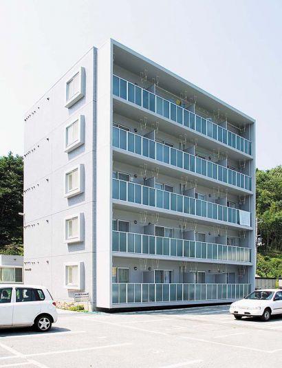 パンション岩脇/岩手県
